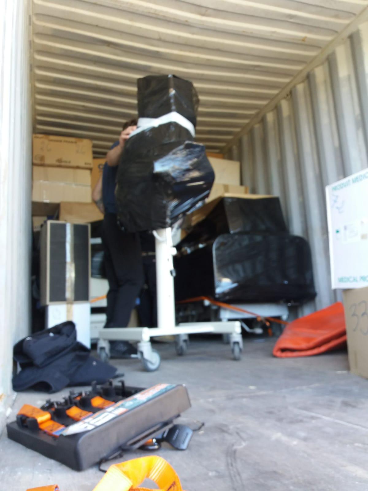 conteneur pour Lomé-4